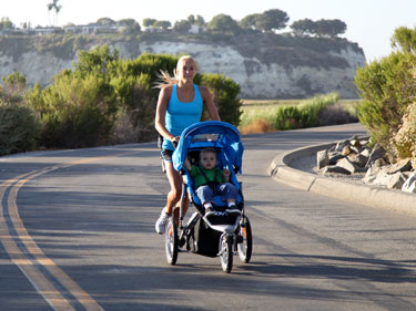 joovy lifestyle - jogging strollers
